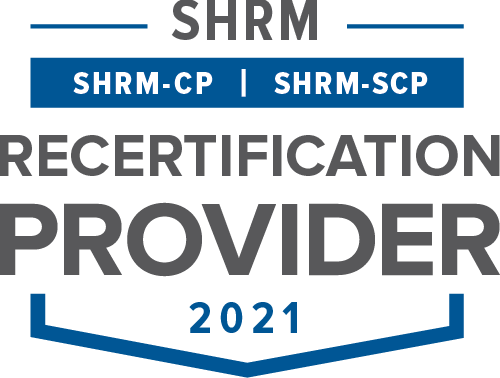 SHRM Certification Logo